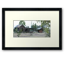 Livin' in the Country Framed Print