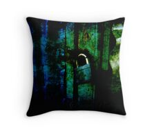 stay in my memory  Throw Pillow