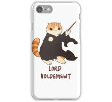 Lord Voldemewt iPhone Case/Skin