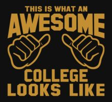 This is What an Awesome College Looks Like by CharmCity