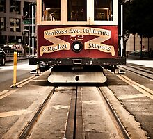 San Francisco Cable Car by giof