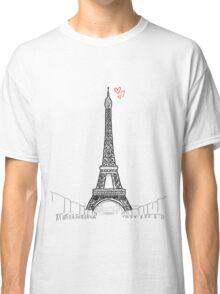 Tour Eiffel Classic T-Shirt
