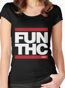 FUN THC Women's Fitted Scoop T-Shirt