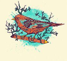 bird by motymotymoty