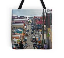 Down hill Tote Bag