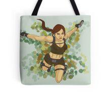 Tomb Raider Underworld Tote Bag