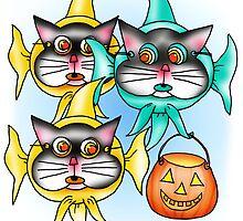 Happy Halloween! by kim molner