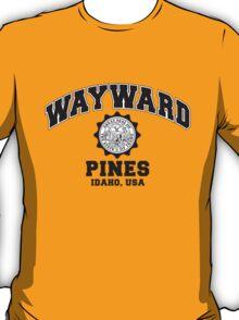 Wayward Pines University T-Shirt