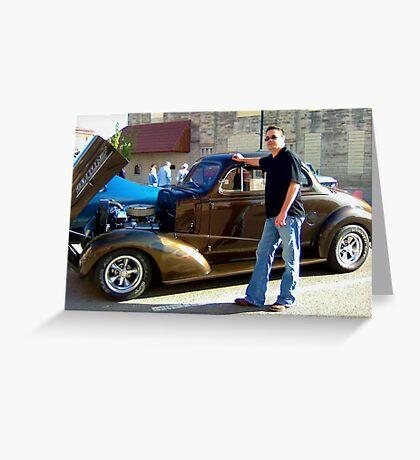 Billy Jack's Dream car Greeting Card