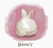 Bunny Butt by derlaine