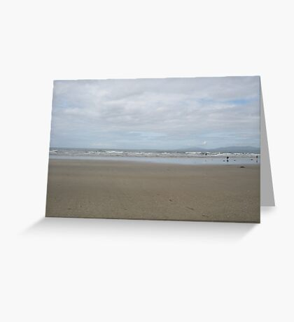 donegal seascape Greeting Card