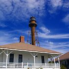 Sanibel Lighthouse by Karen Checca