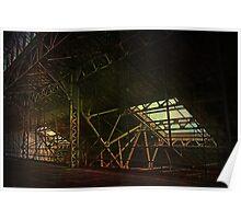 Skylights & Chicken Wire Poster