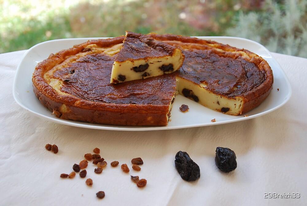 far breton aux pruneaux brittany prune dried plum cake. Black Bedroom Furniture Sets. Home Design Ideas