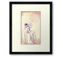 Gentleman Framed Print
