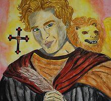 Saint Mark, the Evangelist by Rowan  Lewgalon