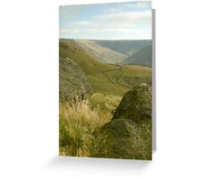 Over the way to the Isle of Skye Greeting Card