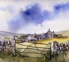 Spring in the Dale by artbyrachel