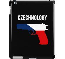 Czechnology iPad Case/Skin