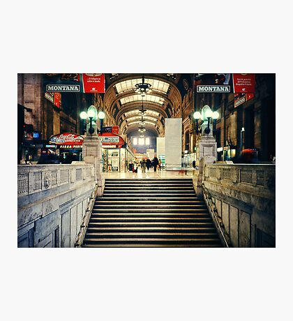 Milan central station Photographic Print