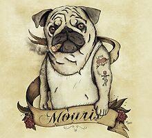 Pug Life by mikekoubou