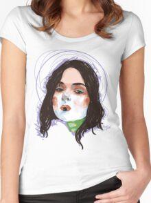 Heart Starter Women's Fitted Scoop T-Shirt
