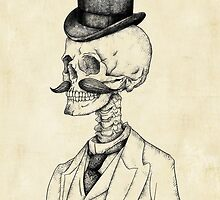 Old Gentleman by mikekoubou