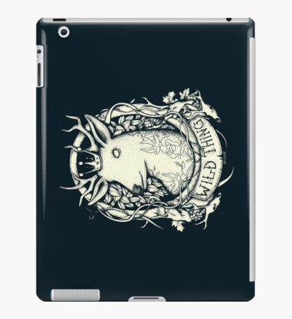 Wild Thing iPad Case/Skin