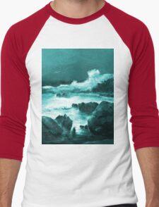 Majestic Ettalong Beach 1.1 Men's Baseball ¾ T-Shirt