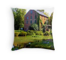 Lindale Mill Throw Pillow