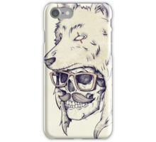 Wolf Hat iPhone Case/Skin