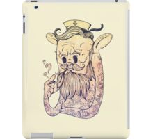 Hello Sailor!! iPad Case/Skin