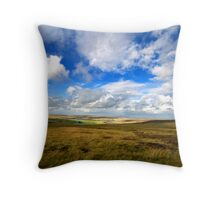 The hills are alive... Throw Pillow