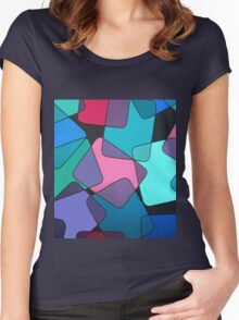 VARIATIONS 1.00 Women's Fitted Scoop T-Shirt
