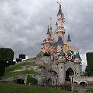 Le Château de la Belle au Bois Dormant by JillyPixie