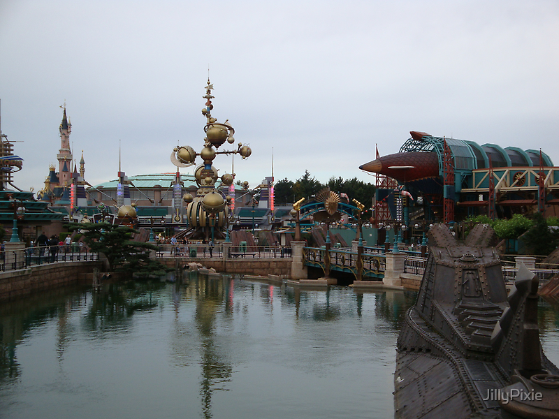 Discoveryland by JillyPixie