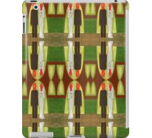 THE BLUSHING BRIDE AND GROOM 3 iPad Case/Skin