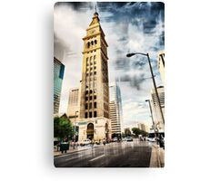 Clocktower - Denver Canvas Print