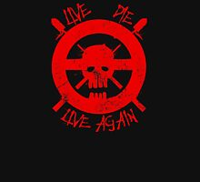 I live again (red) Unisex T-Shirt