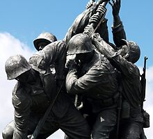 Remembering Iwo Jima by Ken Thomas Photography