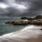 Stormy - Point Perron by Scott  Cook
