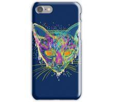 candy cat iPhone Case/Skin