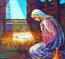 The Birth by muniralawi