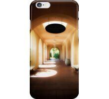 Archway Balboa Park iPhone Case/Skin