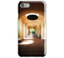 Archway Balboa Park iPhone Case/Skin