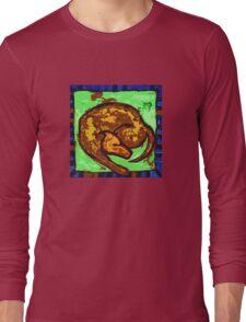 OLD DOG BITCH CARPET  Long Sleeve T-Shirt