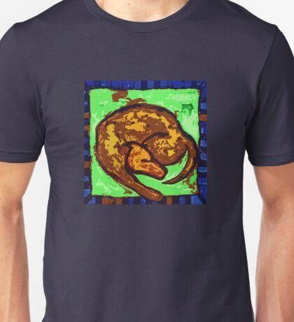 OLD DOG BITCH CARPET  Unisex T-Shirt
