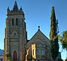 St Mary's Church - Harden-Murrumburrah by GailD