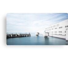 Seafarers  Metal Print