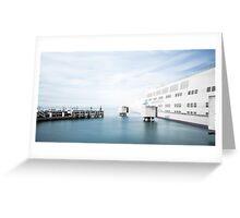 Seafarers  Greeting Card
